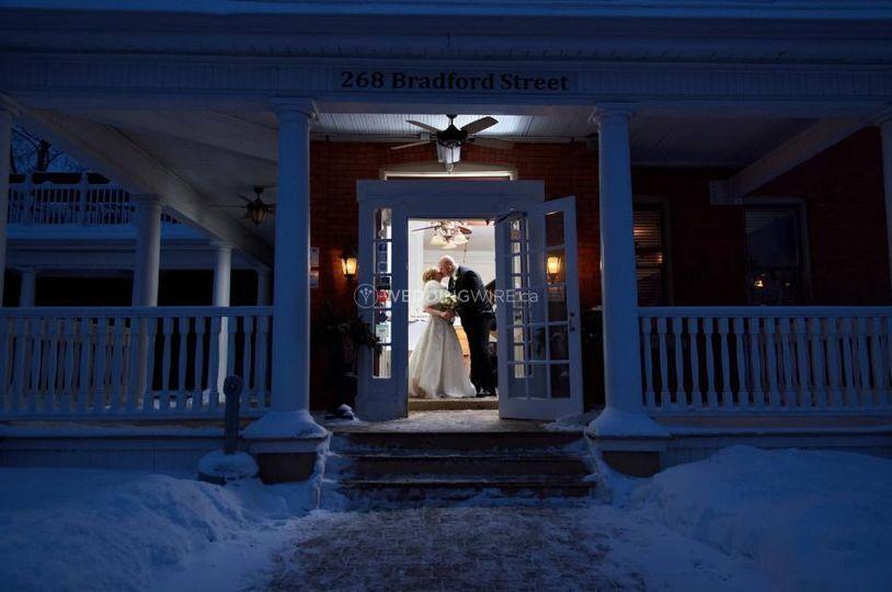 The Farmhouse Venue Barrie Weddingwire Ca
