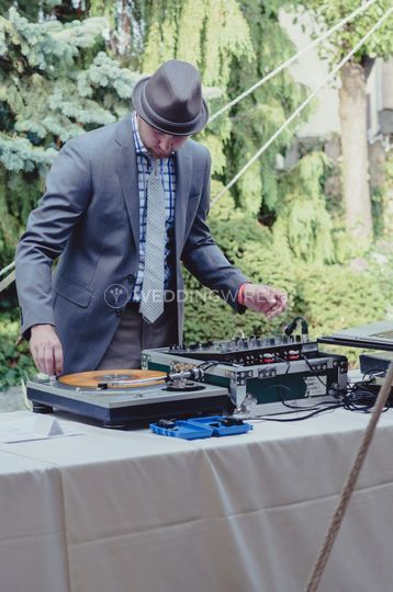 Windsor Wedding DJ, Corbett