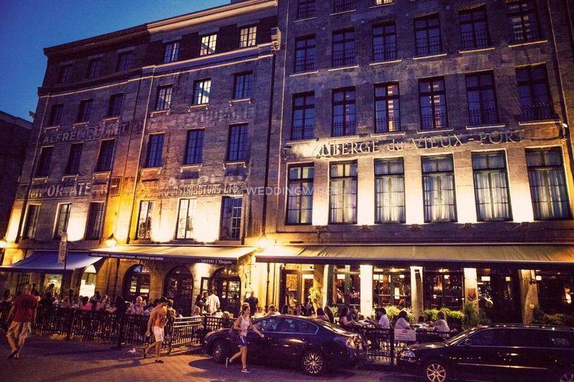 Photos of auberge du vieux port - Auberge du vieux port restaurant menu ...