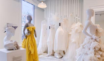 Brosche Bridal 1