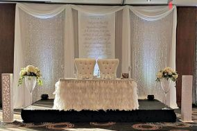 Presence Event Design and Decor