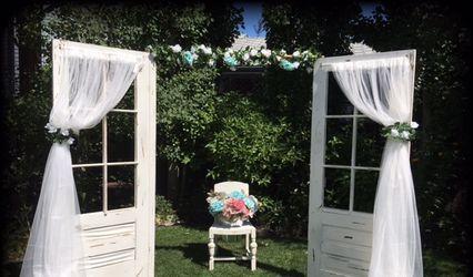 Old, New, Borrowed & Blue Wedding Rentals