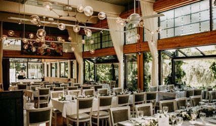Shaughnessy Restaurant at Vandusen Botanical Gardens