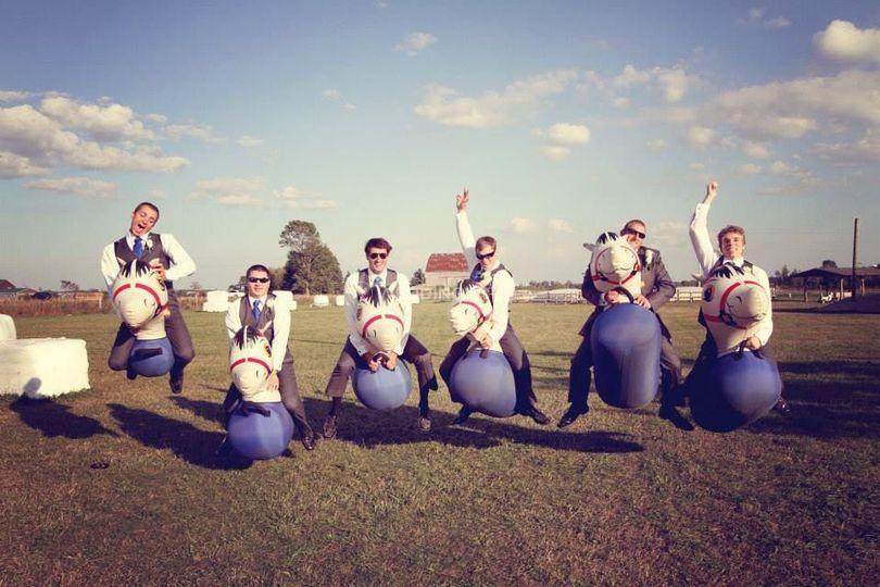 Rounds ranch elmvale wedding dress