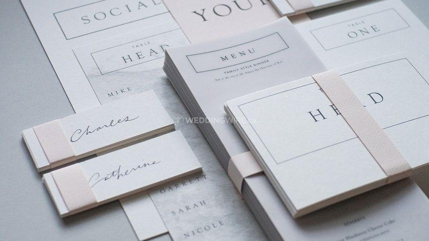S&G Wedding Stationery