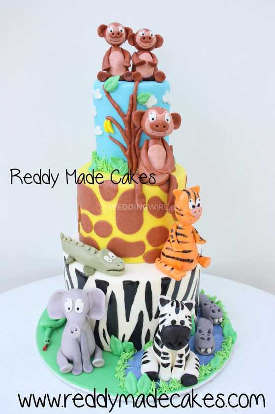 Awesome Photo 112 Of 115 Reddy Made Cakes Supplies Personalised Birthday Cards Bromeletsinfo