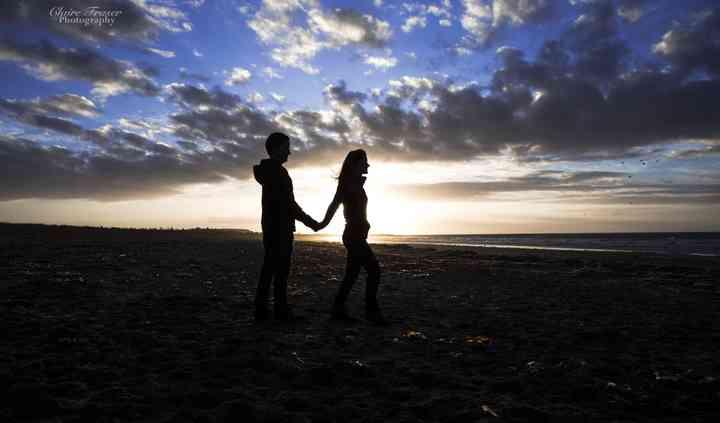 Sunrise Engagement Session