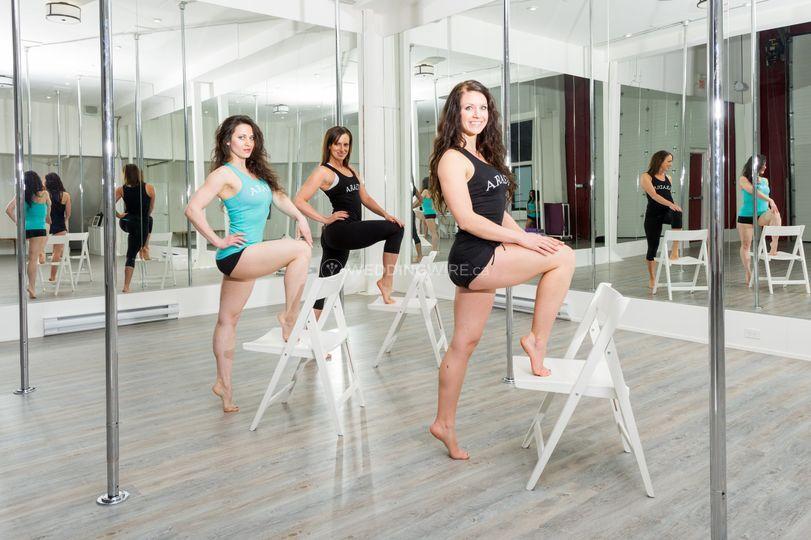 Bachelorette Chair Dance
