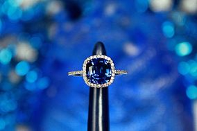 Secret Sapphire Luxury Jewellery