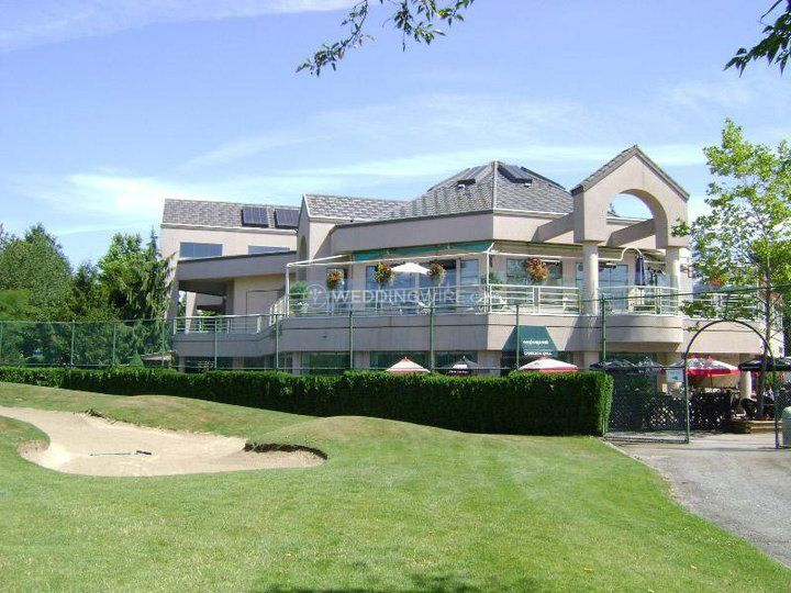Two Story Clubhouse