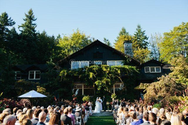 Vancouver, BC ceremony