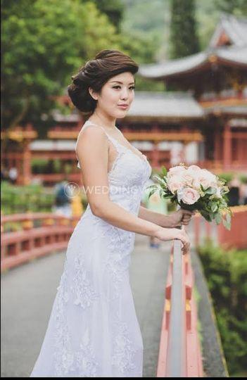 Bridal UpDo Hair