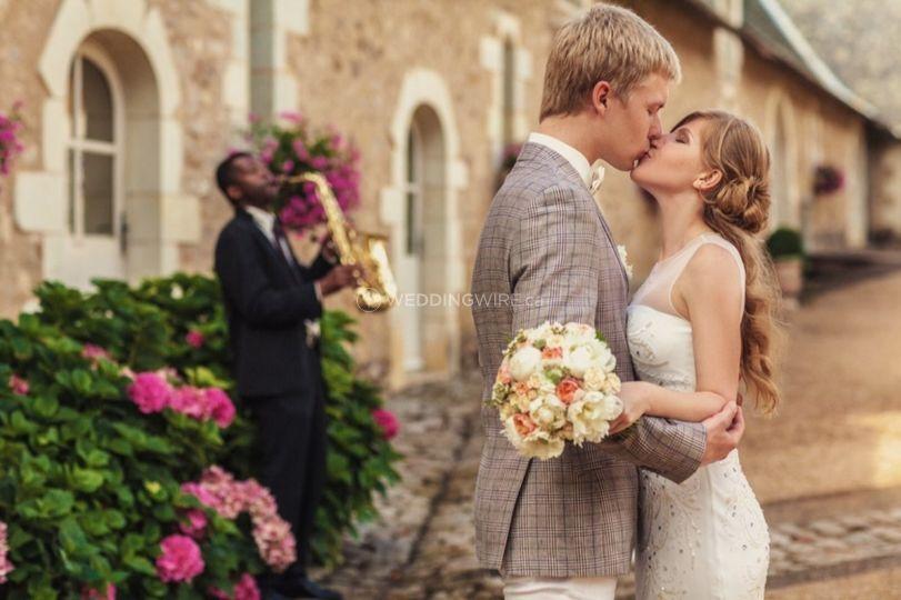 Cheap Wedding Gowns Toronto: 5% Discount For WeddingWire Couples From Sanz Lénaïc