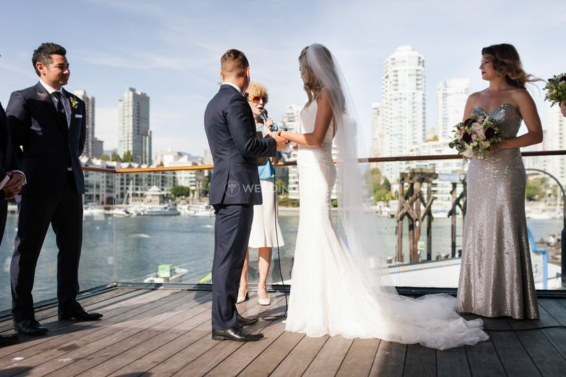 Venue by the water - I do!