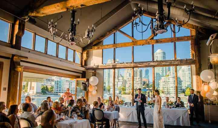Vancouver wedding venue