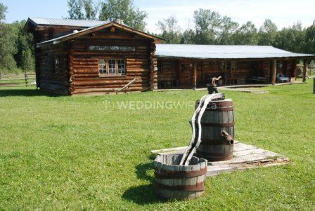 Calgary Outdoor Wedding Venue