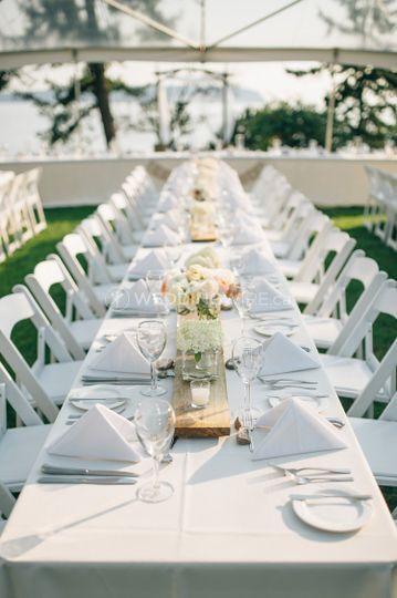 Coastal Weddings and Events