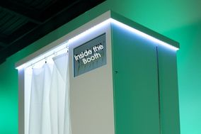 Inside the Booth, Photo Booth Rentals