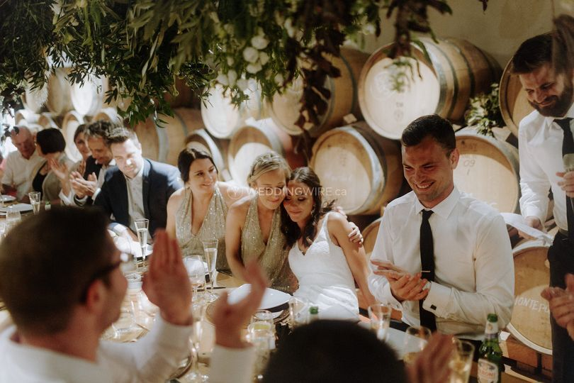 Poderi Crisci Wedding, NZ.