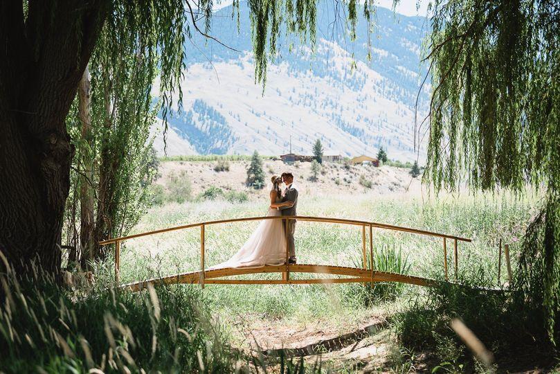 Okanagan wedding
