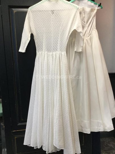 Vancouver Wedding Dress Cleaning