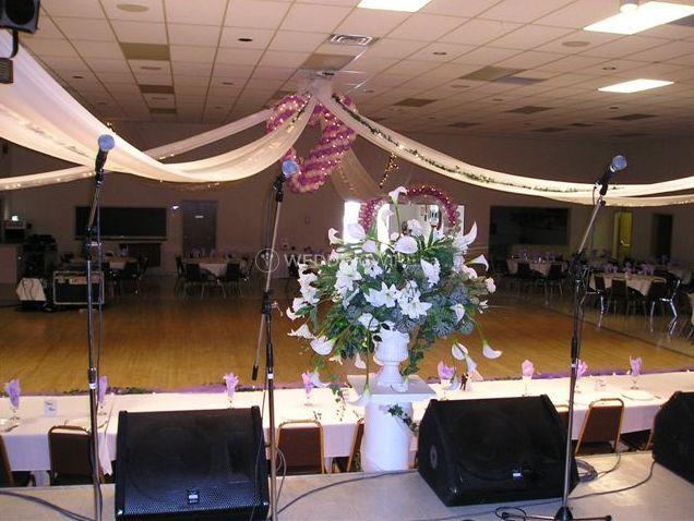 Edmonton Wedding Venue