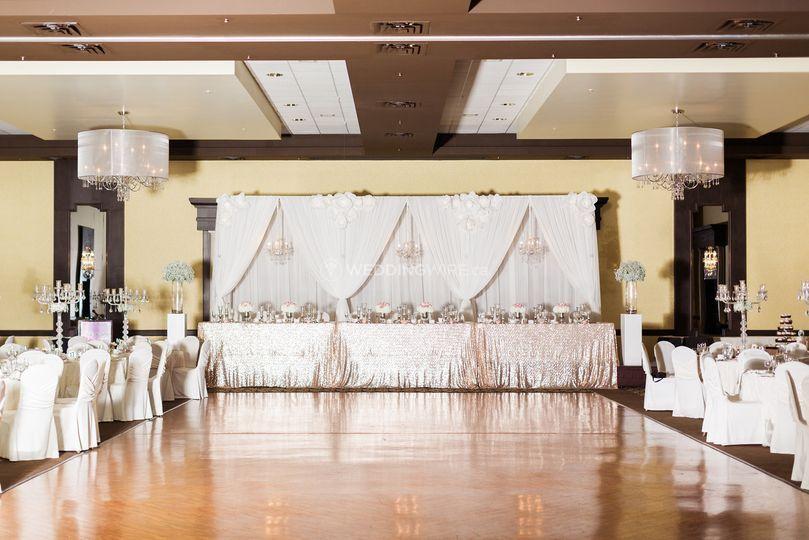 Bristol Ballroom - Wedding