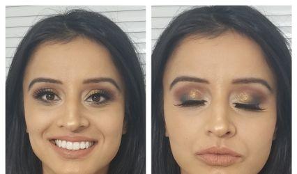 Princess Glam Makeup