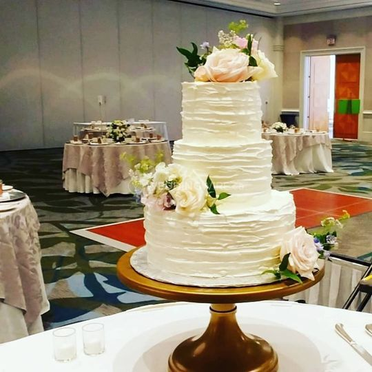 Rustic Cake Style