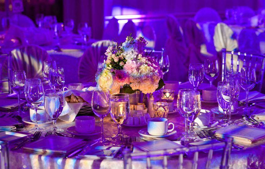 Calgary, Alberta Hotel Ballroom Wedding Venue