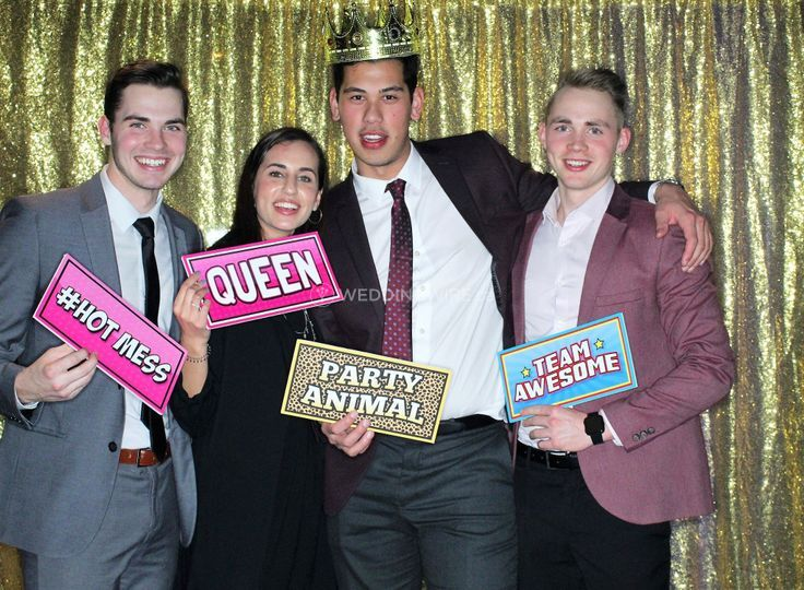 Party Sign Fun!