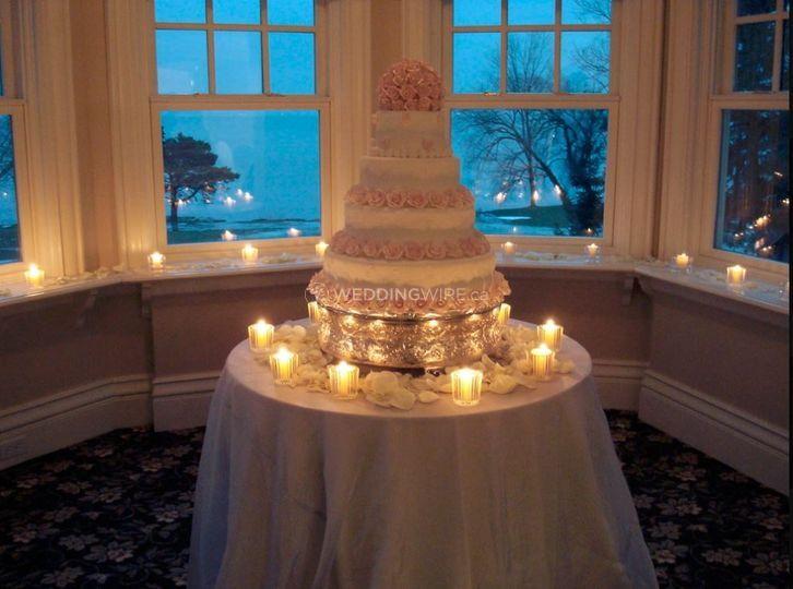 Burlington Mansion Wedding Venue