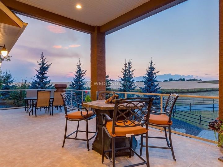 Open Deck and Patio
