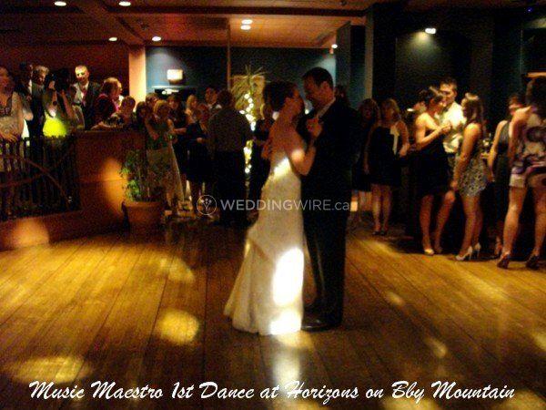 Horizons Burnaby Wedding DJ