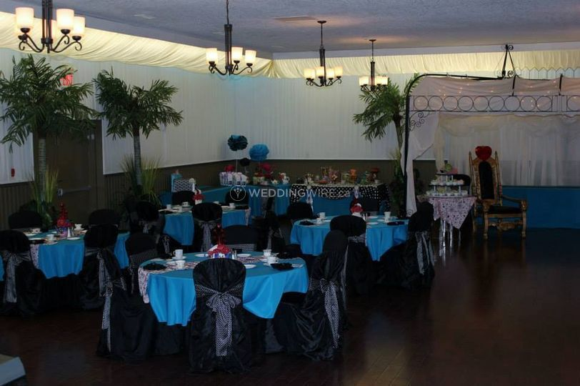 Barrie Banquet Hall Wedding Venue