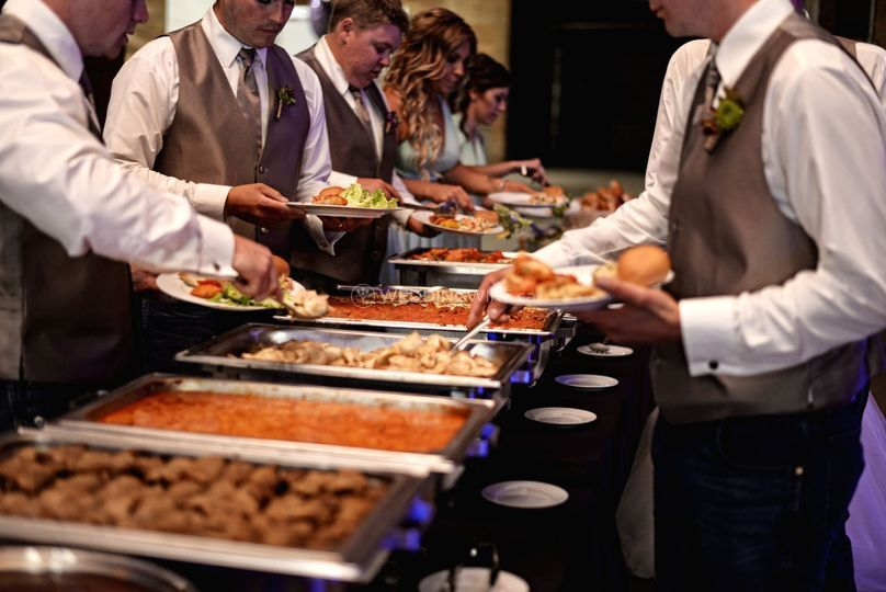 Millenia Event Catering Reviews Ratings Wedding: Mercer's Catering
