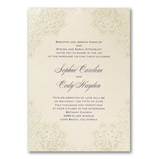Wedding Invitations Montreal
