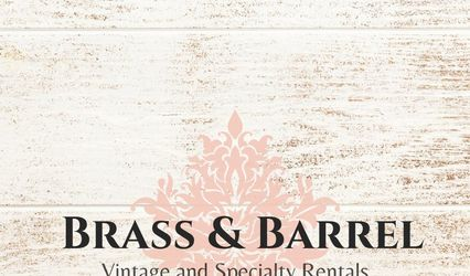 Brass & Barrel - Vintage and Specialty Rentals