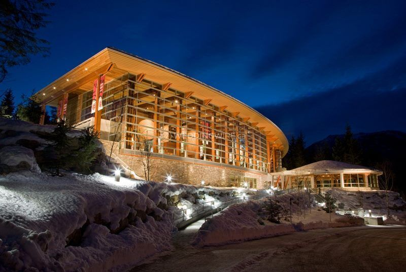 Squamish Lil Wat Cultural Centre