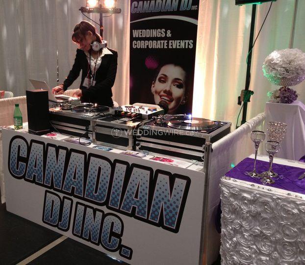 CDJ INC DJ Lilla