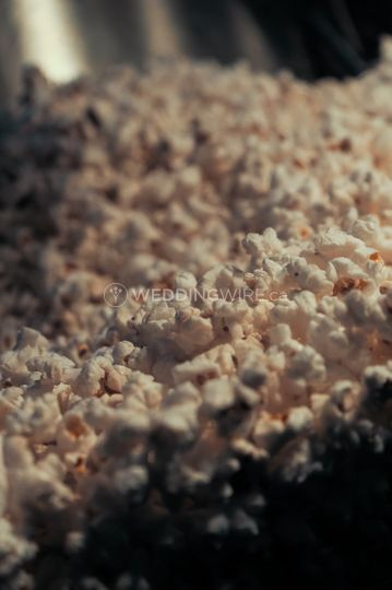 Sizzle Popcorn