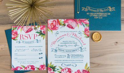 Wishtree Invitations & Design