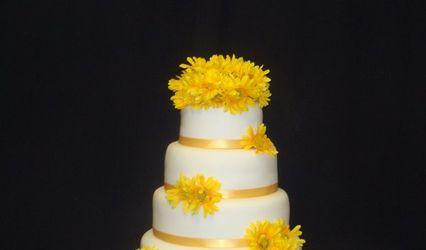 L Cake Design
