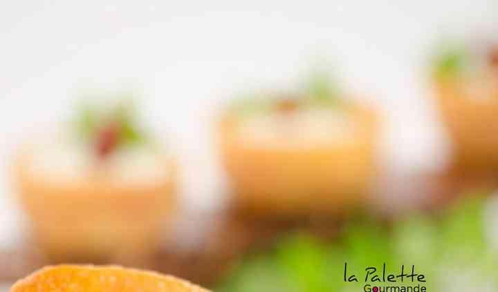 La Palette Gourmande par Alain Pignard