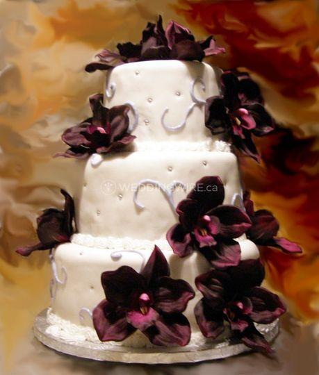 Mar-a-thon Design: Custom Cake 'n' Card