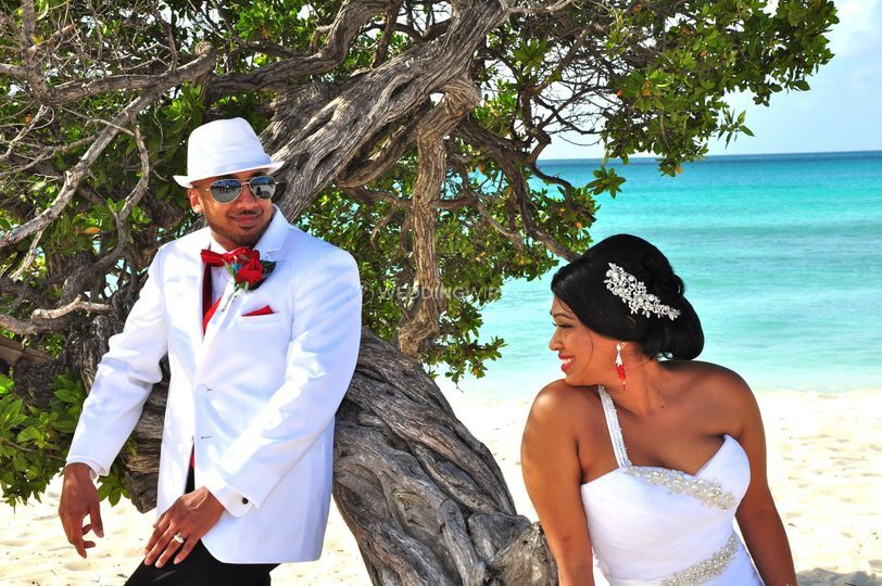 Aruba Beach Wedding