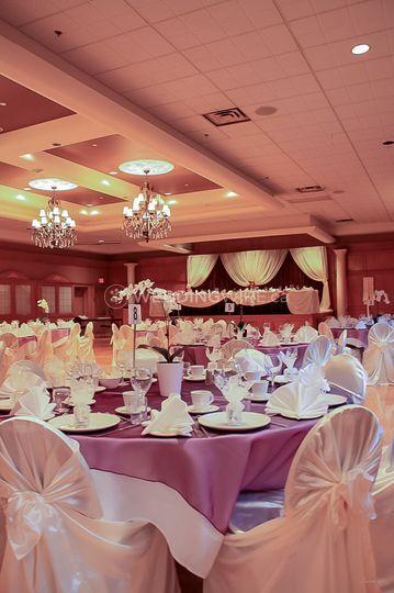 Edmonton Wedding Venue Santa Maria Goretti Centre