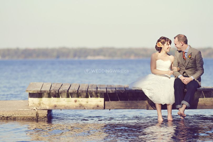 Severn Bridge, Ontario wedding venue