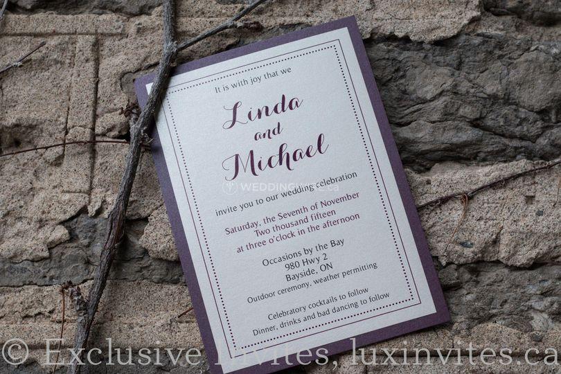 Exclusive Invites
