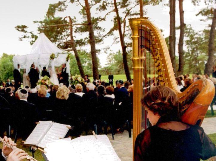 Hillsdale Country Club Wedding